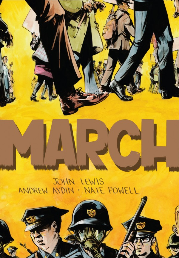 March: Book Three Summary & Study Guide