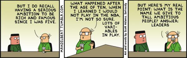 The Comics Reporter – Dilbert Birthday Cards