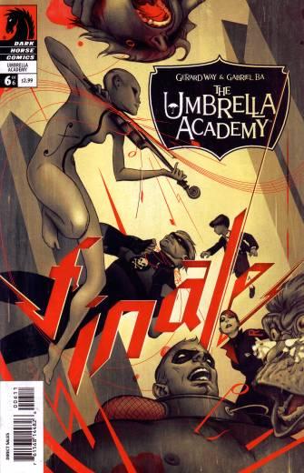 The Umbrella Academy: Dallas #1 | Product Details | Dark Horse